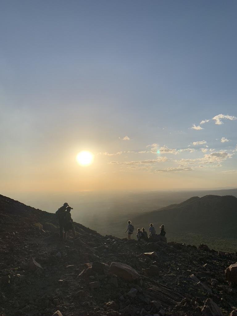 Telica Volcano Sunset Hike